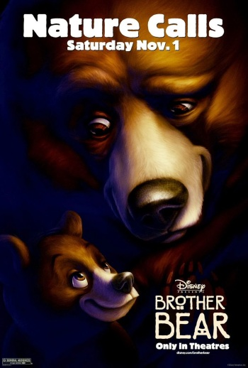 Brother Bear Poster 2