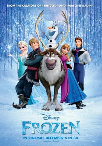 Frozen Poster 4