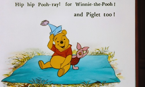 The Many Adventures Of Winnie The Pooh Pooh and Piglet