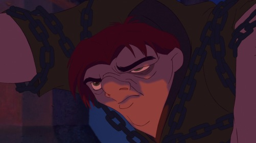 The Hunchback of Notre Dame Quasimodo