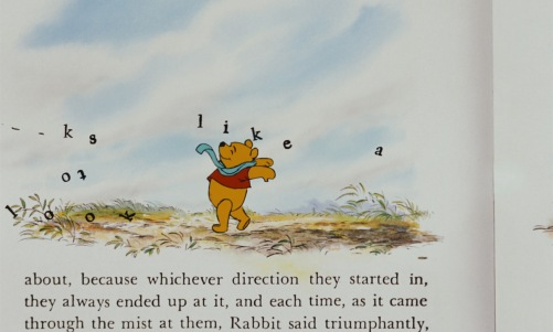 The Many Adventures Of Winnie The Pooh Blustery Day