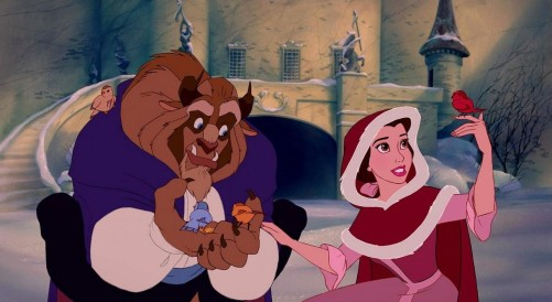 Beauty And The Beast Something There
