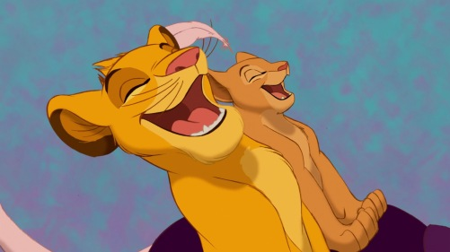 The Lion King I Just Can't Wait To Be King