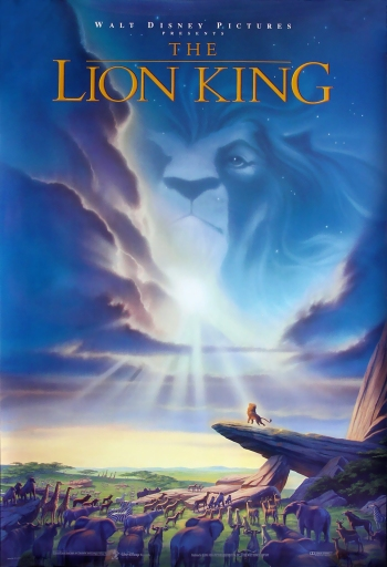 The Lion King Poster 2