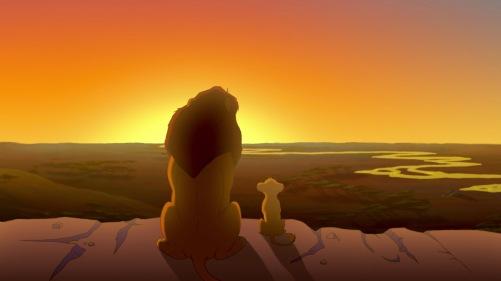 The Lion King Sunrise 2