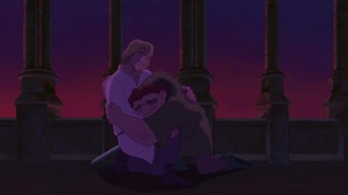 The Hunchback Of Notre Dame Hug