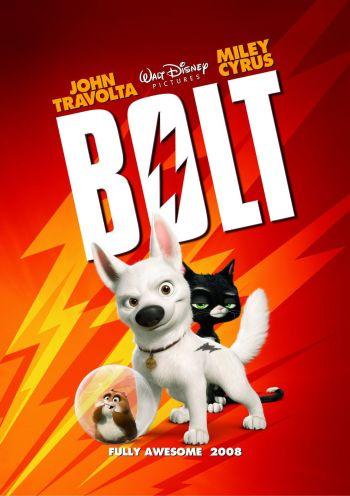 Bolt Poster 2