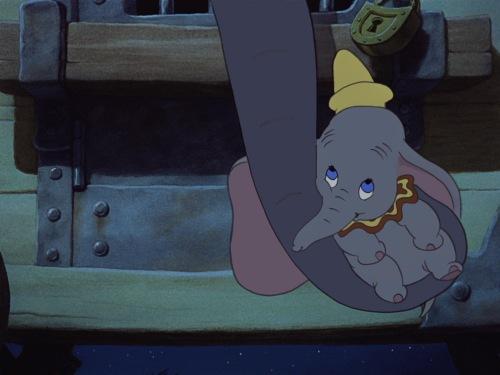 Dumbo Baby Mine