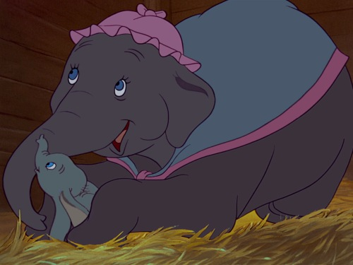 Dumbo Mother And Son