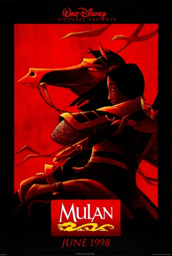 Mulan Poster 3