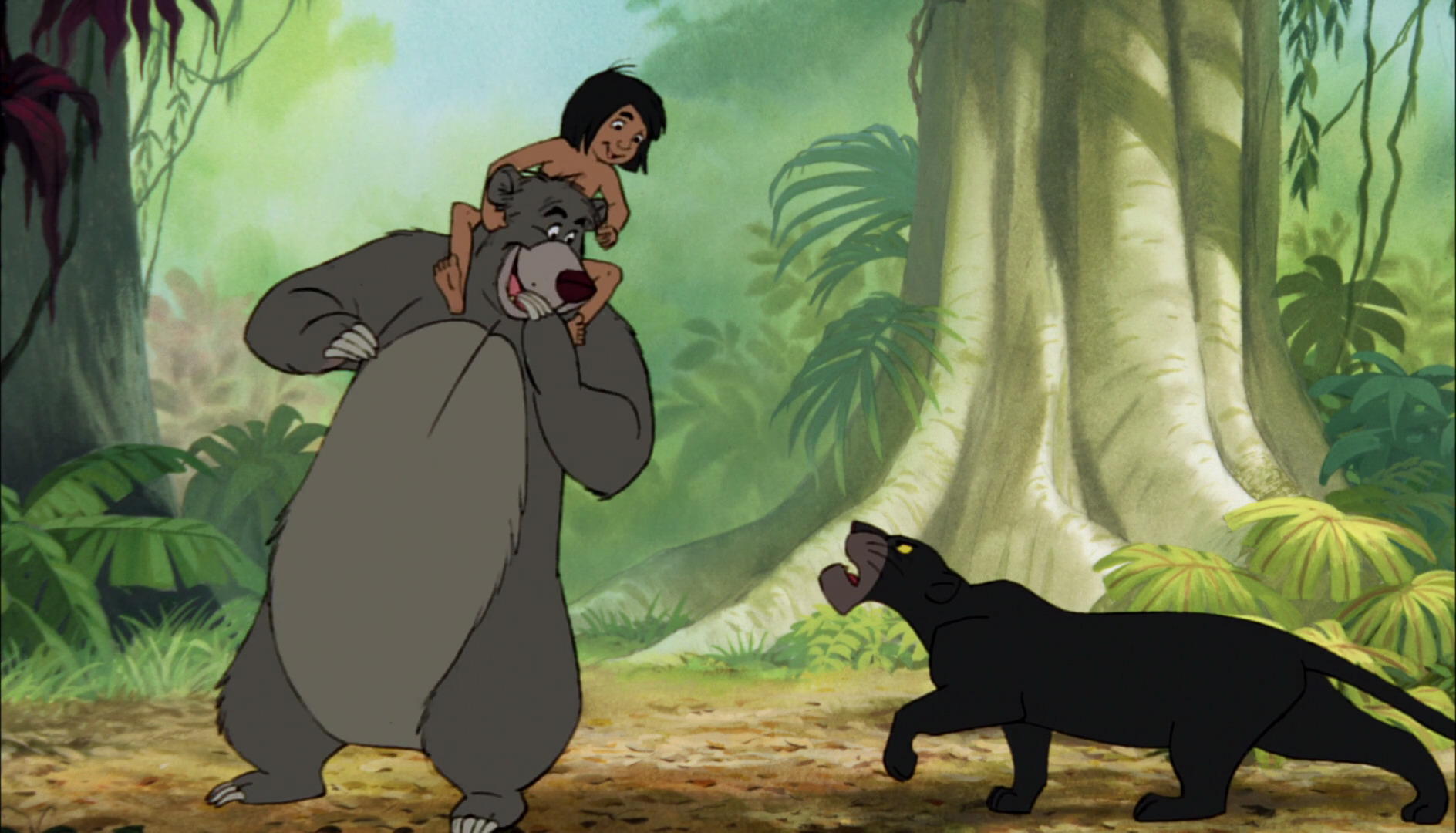 The Jungle Book 1967 Review The Cool Kat S Reviews