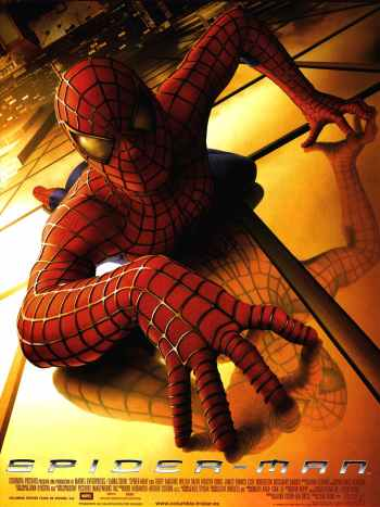 Spider-Man 2002 Poster