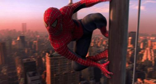 Spider-Man Final Swing