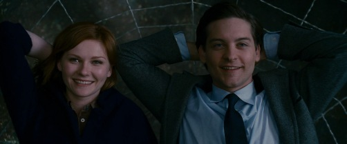 Spider-Man 3 Peter and Mary Jane