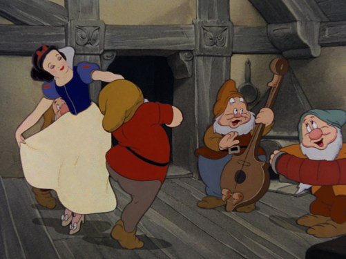 Snow White Dance Party