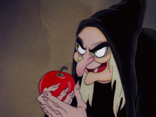 Snow White The Old Hag 2
