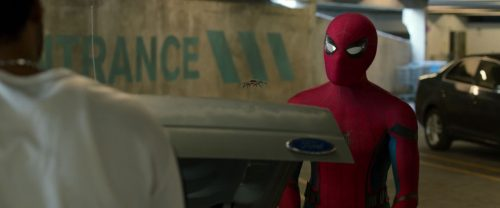 Spider-Man Homecoming Garage 2