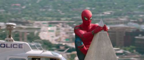 Spider-Man Homecoming Washington