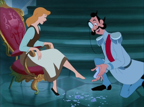 Cinderella The Glass Slipper