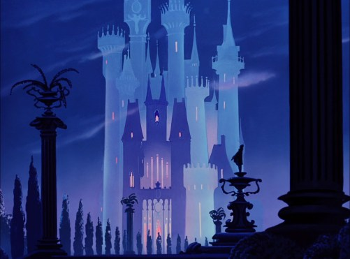 Cinderella The Prince's Castle
