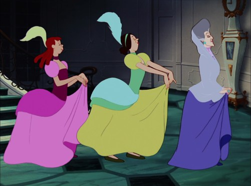 Cinderella The Tremaines