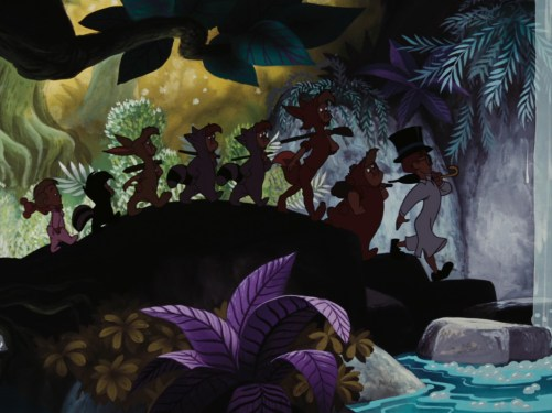 Peter Pan Following The Leader