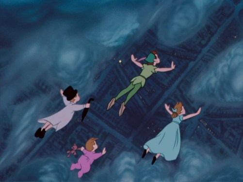 Peter Pan You Can Fly 3
