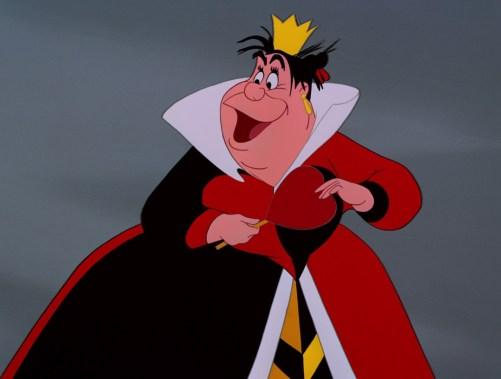 Alice In Wonderland The Queen