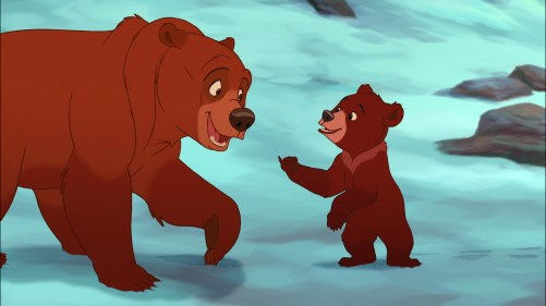 Brother Bear 2 Kenai and Koda 2