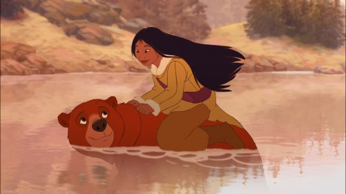 Brother Bear 2 Nita
