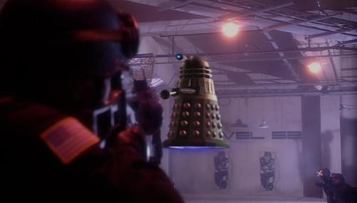 Doctor Who Dalek 11