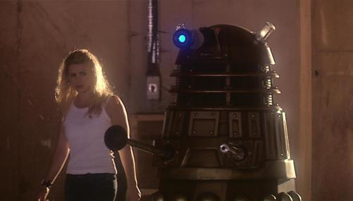 Doctor Who Dalek 15