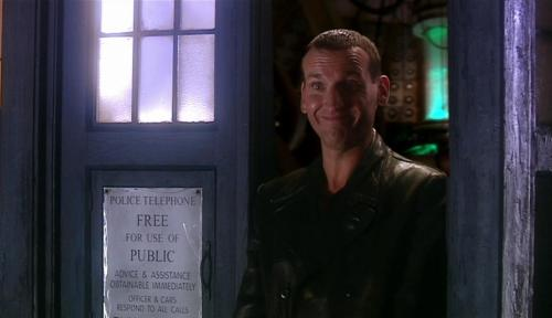 Doctor Who Rose 7