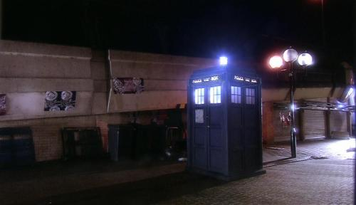 Doctor Who Rose 8