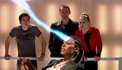 Doctor Who The Long Game 4