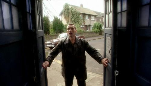 Doctor Who Father's Day 5