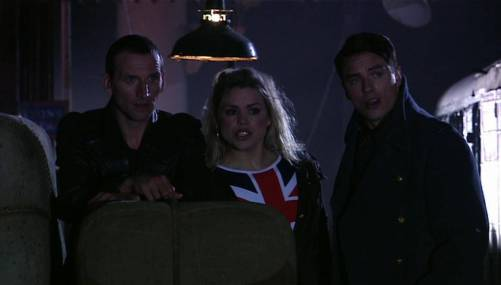 Doctor Who The Empty Child 22