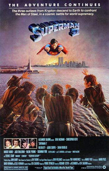 superman ii poster 2
