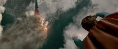 superman returns shuttle rescue