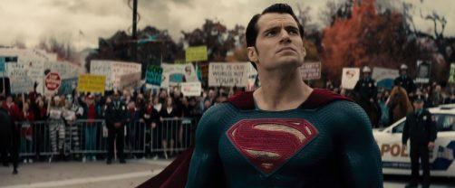 Batman Vs Superman The Capitol