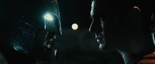 Batman Vs Superman The Fight