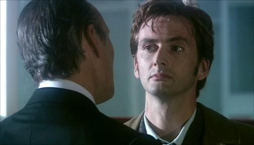 Doctor Who School Reunion Tenth Doctor Showdown 2
