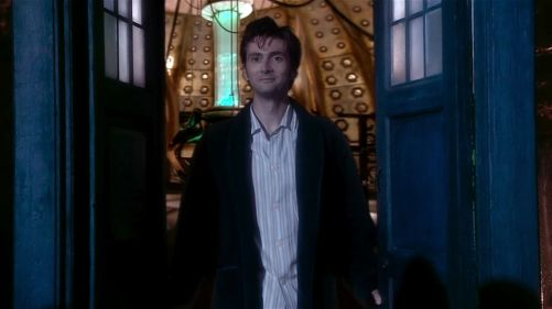 Doctor Who The Christmas Invasion Did You Miss Me 2