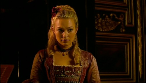 Doctor Who The Girl In The Fireplace Reinette
