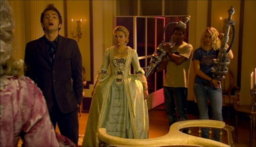 Doctor Who The Girl In The Fireplace The Gang