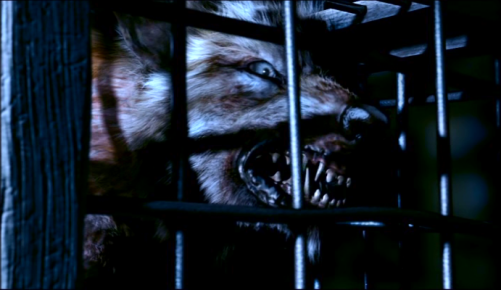 Doctor Who Tooth And Claw Caged Beast