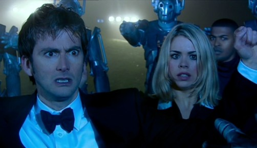Doctor Who Rise Of The Cybermen