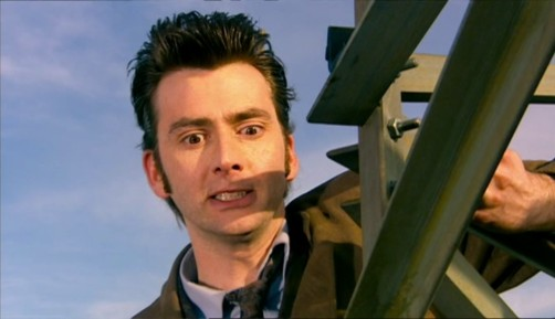 Doctor Who The Idiot's Lantern 11