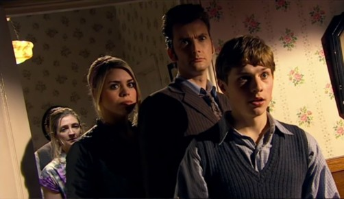 Doctor Who The Idiot's Lantern 3
