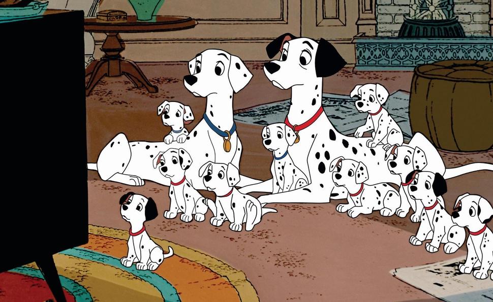 101 Dalmatians (1961) Review | The Cool Kat's Reviews